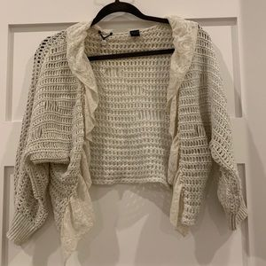 Bke Boutique cropped cardigan